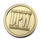 Métal bon marché d'encadrements d'approvisionnement d'usine de la Chine stupéfiant les pièces de monnaie maçonniques
