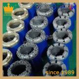 Morceau de TSP de tailleur de diamants d'action en bloc