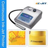 Piccola stampante di getto di inchiostro del carattere per l'imballaggio per alimenti (EC-JET500)