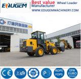 Eougem 2 Tonnen-Rad-Ladevorrichtung mit Cer, China-Rad-Ladevorrichtung mit konkurrenzfähigem Preis, China-Miniladevorrichtung