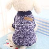 Maglione molle multicolore del cane dei prodotti dell'animale domestico