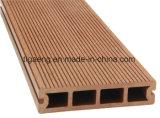 Terrasse couverte de verrouillage de haute qualité tuiles/WPC DIY étage/ bois tuiles composites en plastique