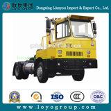 Camion a bassa velocità del trattore del camion terminale del trattore di Sinotruk Hova 4X2