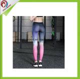 صاحب مصنع عادة تصديد لياقة لباس نساء نظام يوغا [لغّينغس]