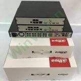 CCTV del magnetoscopio della rete di obbligazione NVR di Dahua NVR4216-16p 16CH Poe