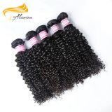 Фабрика сразу линяя свободно бразильские волос в Гуанчжоу