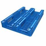 1200X800 de goedkope Grote Enige Plastic Euro Pallet van het Open Dek