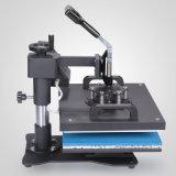 sublimazione combinata della macchina della stampante di trasferimento DIY della pressa di calore della maglietta 5in1 di 38X38cm