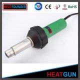 Regulable en temperatura de aire caliente de la máquina de soldadura suelda de calor