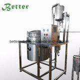 La refinación de aceite esencial del sistema de destilación de equipo de destilación