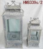 Candleholder de madera (HM8339s/2)