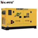 Het met water gekoelde Stille Type van Diesel Reeks van de Generator (GF2-40kVA)