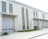 Portelli sezionali industriali di obbligazione esterna di velocità 1.0m/S che rotolano modello posteriore