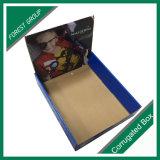 Lallipops를 위한 귀여운 인쇄 서류상 전시 상자