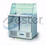 Classic frigorífico para Salada (GN 1/1) para restaurante ou na cozinha ou Hotel pela fábrica de Guangzhou