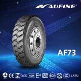 Aufine Truck Tyre 1200r 24 with GCC and Saso for GULF Region