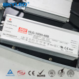 Luz de Rua LED 100W com boa qualidade de alumínio durável aprovado pela CE