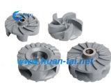 Pièce faite sur commande de moulage de précision de pompe pour l'industrie minière