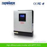 Con función paralela 48VCC 230VCA Onda senoidal pura inversor Cargador solar