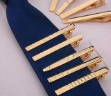 カスタマイズしなさい人(YB-HD-07)のための記念品のギフト亜鉛合金の金張りのタイクリップそしてLape Pinを