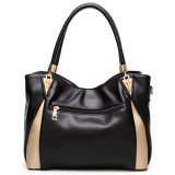 Sacchetto della signora di sacchetto di Crossbody della borsa della spalla di svago di colore di contrasto imbracatura