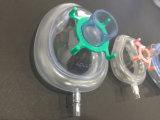 Het niet-toxische Masker van het Verdovingsmiddel van pvc van de medisch-Rang