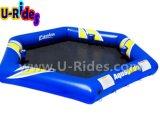 TERMAS infláveis da água do jogo dos esportes de água do parque do Aqua