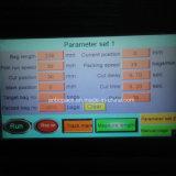 Máquina de embalagem vegetais automático com controlo PLC Panasonic
