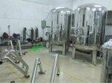 Edelstahl-automatische Reinigungs-mechanisches Wasser-Filtergehäuse