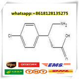 99% aktiver pharmazeutischer Grad Baclofen CAS 1134-47-0 für Muskel-Beruhigungsmittel