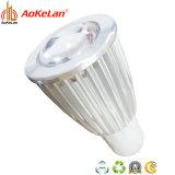 5W Ampoule de LED Lampe à LED de couleur blanche Gu5.3 Spotlight