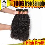 Heißes Verkaufs-Jungfrau-Haar im brasilianischen Haar