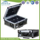 jogo solar energy-saving da mala de viagem 300W portátil com inversor do picovolt