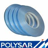 Cinta conductora termal de la pequeña película azul de Rolls de la raja para la lámpara del LED