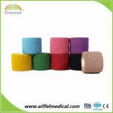 Amostra grátis/Pet Vet Animal adorável coesa de algodão bandagem elástica