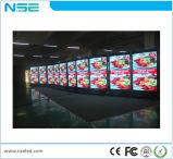 Hete LEIDENE van de Verkoop P4 HD VideoMuur voor de Reclame van leiden- Affiche