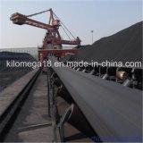 Nastro trasportatore personalizzato della gomma della miniera di carbone utilizzato nell'estrazione mineraria con propenso