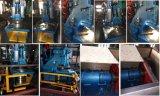 Máquina de perfuração de alta velocidade de corte CNC Pressione a máquina para o círculo de disco de alumínio