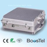 repetidor celular ajustable de Digitaces de la tri anchura de banda de la venda 900MHz&1800MHz&2100MHz