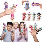 Aap van de Vinger van de Aap van de Baby van het Stuk speelgoed van de interactieve Jonge geitjes van de Kinderen van het Huisdier van de Aap van de Baby de Elektronische voor Kerstmis