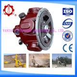 空気モーター地球RM510を運転する耐圧防爆油圧ポンプ施設管理