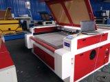 1600*1000mm織物レーザーの打抜き機のための自動挿入レーザーのカッター