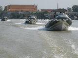 Liya excedente militar del Ejército de botes inflables barcos