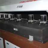 L forno sem chumbo do Reflow do ar quente com 8 Aquecimento-Zonas