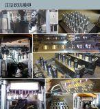Uma máquina de molde do sopro da injeção da esfera da tampa do Lampshade do diodo emissor de luz da etapa
