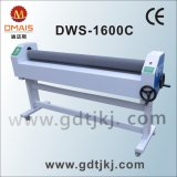 O DMS Warm& manual lamina para rolar o laminador