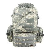 Zak van de Rugzak van het Leger van de Camouflage van de sport de Openlucht Militaire Tactische
