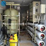 África utiliza RO Sistema Módulo de agua marina Desalinator