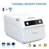 imprimante de tickets de caisse POS 80mm/imprimante de tickets de caisse thermique avec la faucheuse auto