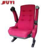Producto nuevo auditorio Cómoda silla con asiento moldeado por inyección (JY-618)